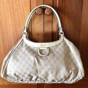 Gucci Oversized Handbag/Tote, Semi Shoulder Bag